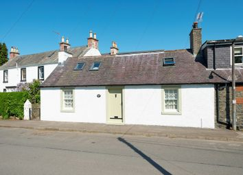 Thumbnail 3 bed semi-detached house for sale in Burn Cottages Well Road, Moffat, Dumfries And Galloway