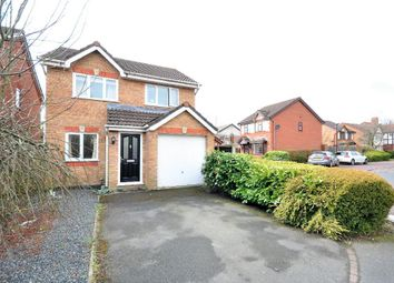 Thumbnail 3 bed detached house for sale in Ramsgate Close, Warton, Preston, Lancashire