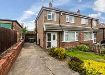 Thumbnail 3 bed semi-detached house for sale in Greyfriars Avenue, Bradley, Huddersfield