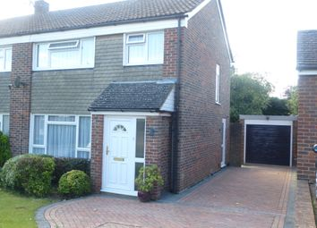 Thumbnail 3 bed semi-detached house to rent in Coronation Road, East Grinstead, West Sussex