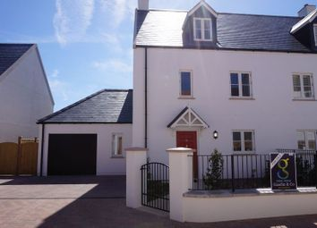 Thumbnail 3 bed property to rent in La Rue Horman, Grouville, Jersey