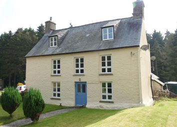 Thumbnail 5 bed detached house to rent in Talachddu, Brecon