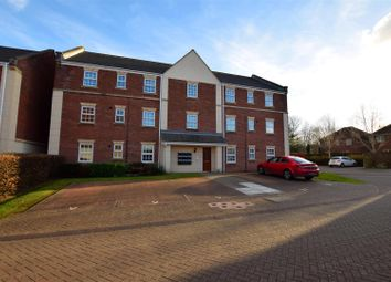 Thumbnail 2 bed flat for sale in Miles Close, Pill, Bristol