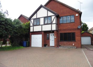 Thumbnail 4 bed detached house to rent in Fir Tree Close, Grays