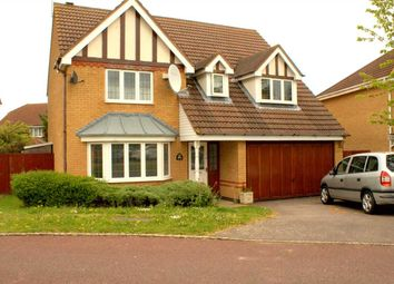 Thumbnail 5 bed shared accommodation to rent in Lilleshall Drive, Elstow, Bedford