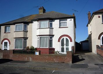 Thumbnail 1 bed semi-detached house for sale in Mitchell Avenue, Northfleet, Gravesend