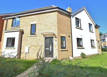 Thumbnail 3 bed semi-detached house for sale in Cecil Sparkes Walk, Costessey, Norwich