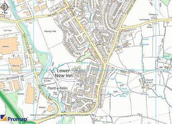 Thumbnail Land for sale in Land At New Inn, Torfaen
