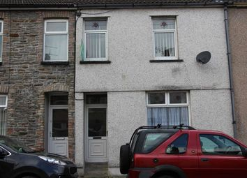Thumbnail 3 bed terraced house for sale in Thomas Street, Llanbradach, Caerphilly