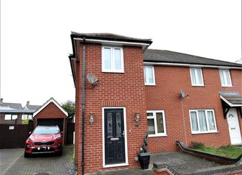 3 bed semi-detached house for sale in Combs Wood Drive, Stowmarket IP14