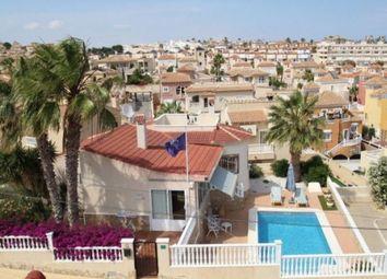 Thumbnail 3 bed villa for sale in Orihuela Costa, Orihuela Costa, Alicante, Valencia, Spain