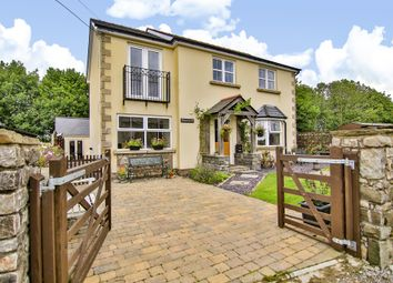 Thumbnail 4 bed detached house for sale in Degar Road, Llanharry, Pontyclun