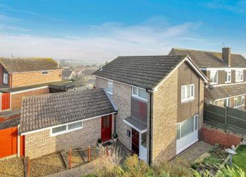 Thumbnail 3 bedroom detached house for sale in Lowesby Close, Melton Mowbray