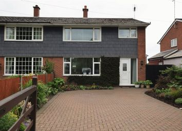 Thumbnail 3 bed semi-detached house for sale in Brook House Mews, High Street, Repton, Derby