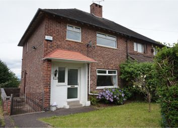 Thumbnail 3 bed semi-detached house for sale in Stonecliffe Road, Sheffield