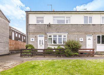 Thumbnail 3 bed terraced house for sale in Helford Road, Peterlee