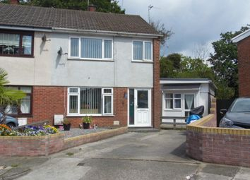 Thumbnail 3 bed terraced house to rent in Coed Y Graig, Pencoed