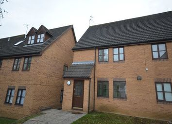 Thumbnail 1 bed flat to rent in Gander Close, Weldon, Corby