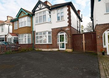 Thumbnail 4 bed semi-detached house to rent in Popes Lane, London