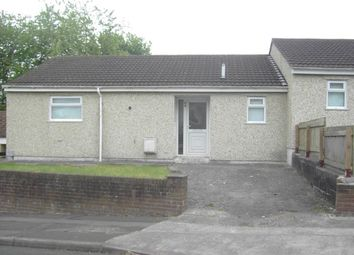 Thumbnail 2 bed bungalow to rent in Clas Y Bedw, Waunarlwydd, Swansea