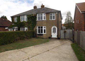 Thumbnail 3 bedroom semi-detached house to rent in Chartridge Lane, Chesham