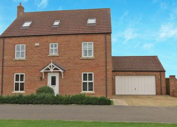 Thumbnail 5 bed detached house for sale in Blasson Way, Billingborough, Sleaford