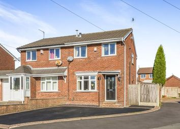 Thumbnail 3 bed semi-detached house for sale in Wem Grove, Newcastle, Staffordshire