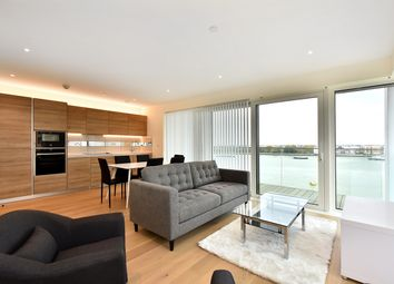 3 bed flat to rent in Hampton Apartments, Royal Arsenal Riverside, Woolwich SE18