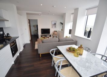 Thumbnail 2 bed flat to rent in Britannia Point, Colliers Wood