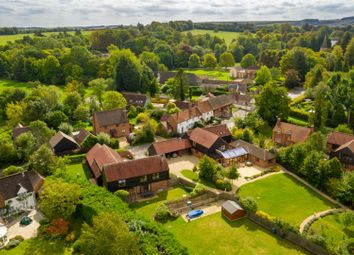 Watery Lane, Sparsholt, Wantage OX12. 5 bed detached house