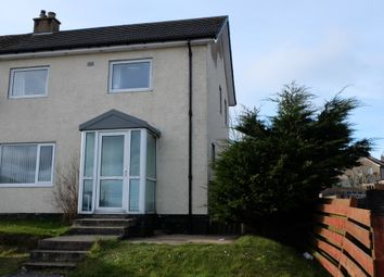 Thumbnail 3 bed end terrace house for sale in Ormlie Road, Thurso