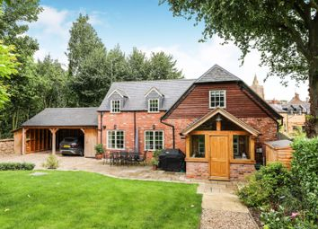 Thumbnail 4 bed detached house for sale in Main Street, Lyddington