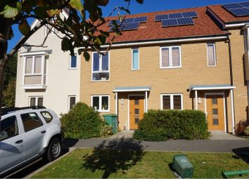 Thumbnail 2 bed terraced house for sale in Consort Gardens, East Cowes