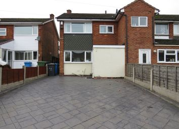 Thumbnail 3 bed end terrace house for sale in Fairoaks Drive, Great Wyrley, Cannock