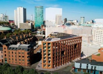 Thumbnail 2 bed flat for sale in Kent Street Residence, Kent Street, Birmingham