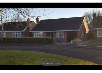 Thumbnail 3 bed bungalow to rent in Old Rectory Gardens, Scunthorpe