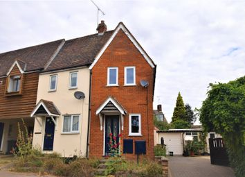 Thumbnail 1 bed end terrace house to rent in Wicken Road, Newport, Saffron Walden