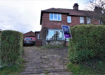 Thumbnail 3 bed semi-detached house for sale in Garbutts Lane, Hutton Rudby