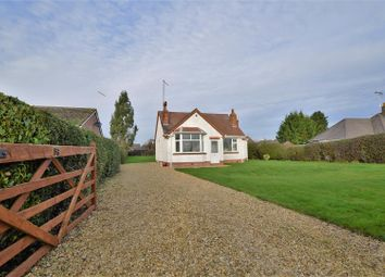 Thumbnail 2 bedroom detached bungalow for sale in Hanthorpe Road, Morton, Bourne