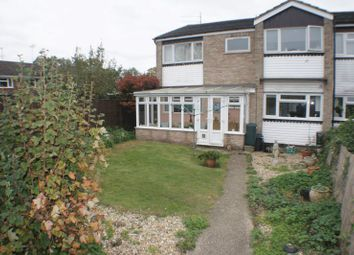 Thumbnail 2 bedroom flat for sale in Larch Drive, Woodley, Reading