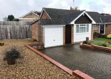 Thumbnail 3 bed bungalow to rent in Elmwood Crescent, Flitwick, Bedford