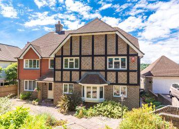 Surrenden Crescent, Brighton, East Sussex BN1. 5 bed detached house for sale