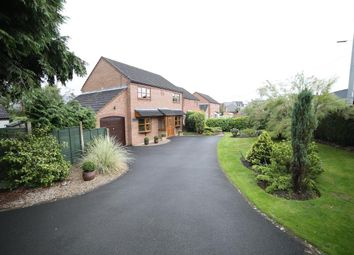 Thumbnail 4 bed detached house for sale in Lilac Meadows, Lawley Village, Telford