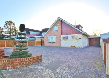 Thumbnail 3 bed detached bungalow for sale in Feversham Avenue, Bournemouth