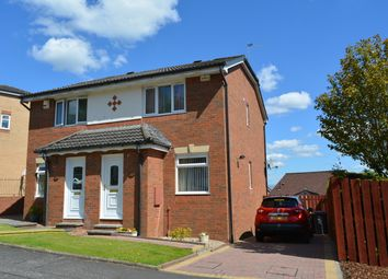 Thumbnail 2 bed semi-detached house for sale in Alloway Drive, Paisley