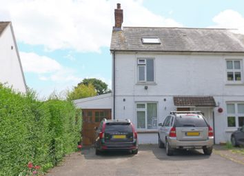 Thumbnail 3 bed semi-detached house to rent in Selsmore Cottages, Marine Walk, Hayling Island, Hants