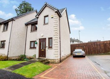 Thumbnail 3 bed semi-detached house for sale in Rannochmoor Gardens, Dundee