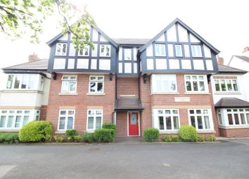 Thumbnail 2 bed flat to rent in Blossomfield Road, Solihull, West Midlands