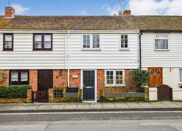 Holloway Road, Heybridge, Maldon CM9. 3 bed cottage for sale