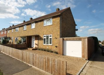 Thumbnail 3 bed end terrace house for sale in Larkspur Road, Walderslade, Kent